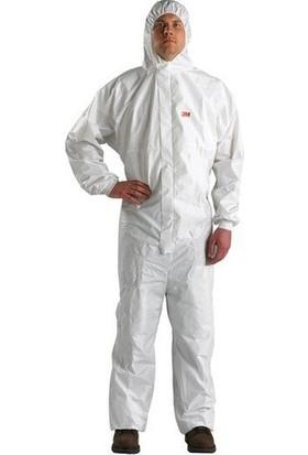 3M Özel Mavi Sırt Üçgenli Beyaz Tulum Tip 5-6 4540 XL