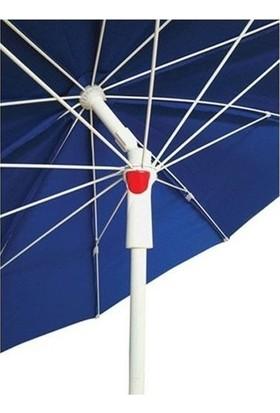Bilgehan 2 mt Gabardin Plaj Şemsiyesi 20 lt Bidon