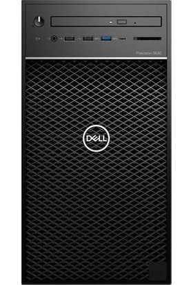 Dell Precision Alfa V2 Intel Xeon E-2224 8GB 1TB Quadro P400 Windows 10 Pro Masaüstü Bilgisayar T3630