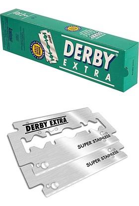 Derby Extra Yaprak Jilet 100 Adet