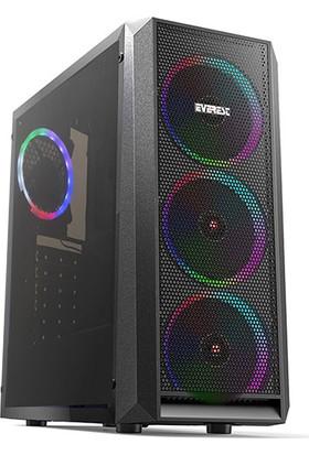 DragoX RGX580 Intel Core i5 3570 16GB 1TB + 128GB SSD RX550 Freedos Masaüstü Bilgisayar