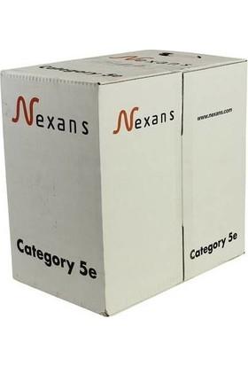 Nexans Cat5 Halojen Free Lszh Veri Iletişim Data Kablosu 305 Metre
