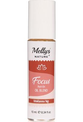 Mellys' Nature %100 Doğal Odaklanma / Konsantrasyon Yağı (Focus Roll-On Blend Oil)