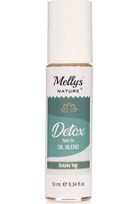 Mellys' Nature %100 Doğal Detoks Yağı (Detox Roll-On Blend Oil)