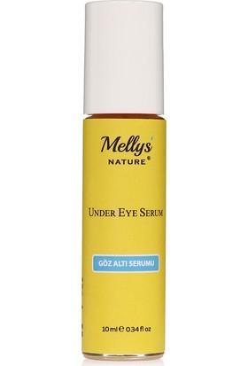 Mellys' Nature Anti-Aging Etkili %100 Doğal Göz Altı Bakım Serumu (Roll-On) 10 ml