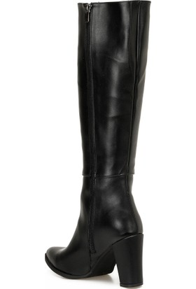 Butigo 19Sf-2092 Siyah Kadın Çizme
