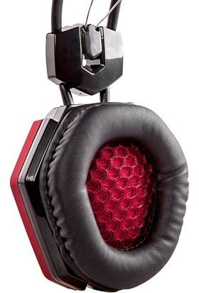 Rampage SN-R5 X-CORE Siyah/kırmızı Oyuncu Mikrofonlu Kulaklık