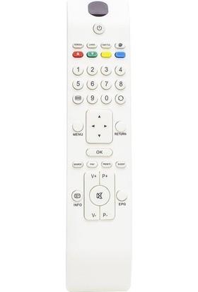 Electroon Seg RC3902 Lcd-Led Tv Kumandası Beyaz