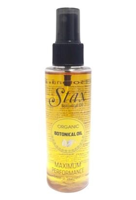 Stax Profesyonel Organik Botanik Saç Bakım Yağı 100 ml