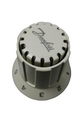 Danfoss Termostatik Vana Başlığı Beyaz