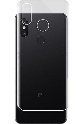 Microcase Xiaomi Redmi S2 Full Arka Kaplama TPU Soft Filmi