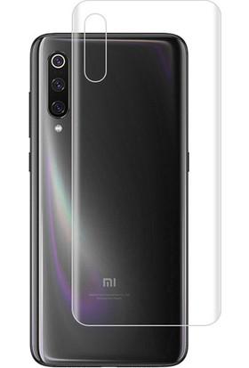 Microcase Xiaomi Mi 9 Pro Full Arka Kaplama TPU Soft Filmi