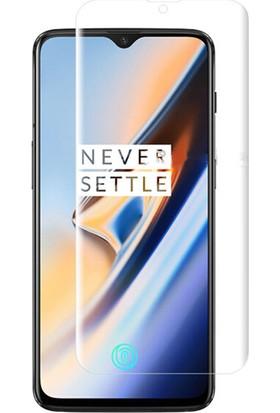 Microcase OnePlus 6T Full Ön Kaplama TPU Soft Filmi
