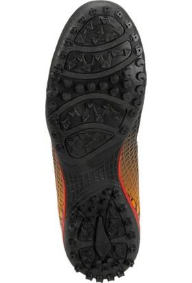 Sergı Turf Gs Siyah Erkek Halı Saha Ayakkabısı