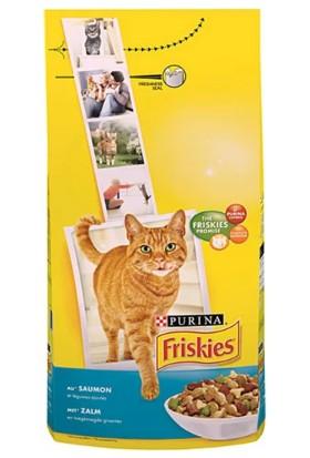 Friskies Somonlu Kedi Maması 1,7 kg