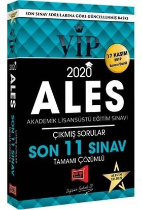 2020 ALES VIP Tamamı Çözümlü Son 11 Sınav Çıkmış Sorular – 17 Kasım 2019 Sınavı Dahil Yargı Yayınları