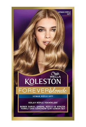Wella Koleston Set Saç Boyası Röfle Seti