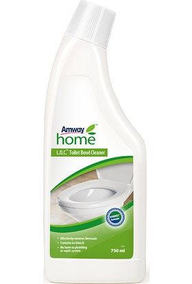 Amway Tuvalet Temizleyicisi Amway Home L.o.c. Toilet Bowl Cleaner 750 ml