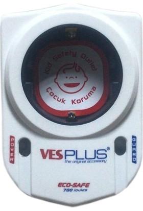 Vesplus Akım Koruma Prizi (Eco - Safe)