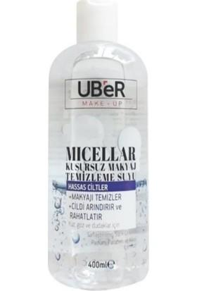 Uber Mıcellar Makyaj Temizleme Suyu 400 ml
