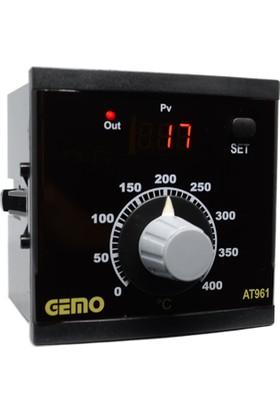 Gemo Analog Sıcaklık Kontrol Cihazı AT961-230VAC-R