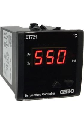 Gemo Sıcaklık Kontrol Cihazı DT721-230VAC-R