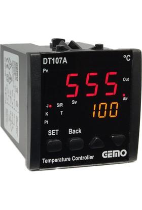 Gemo Sıcaklık Kontrol Cihazı DT107A-230VAC-R
