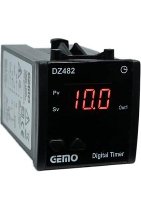 Gemo 4 Haneli Zaman Rolesi DZ482-230VAC