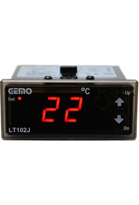 Gemo Sıcaklık Kontrol Cihazı LT102-230VAC-R