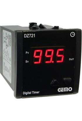 Gemo Zaman Rölesi DZ721-230VAC