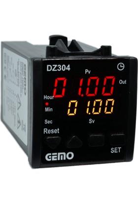 Gemo 4 Hane Zaman Rölesi DZ304-230VAC