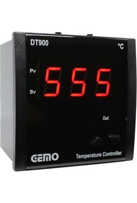 Gemo Sıcaklık Kontrol Cihazı DT900-230VAC-R
