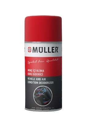 Müller Araç İçi Klima Koku Giderici 200 ml (Limon Kokusu)