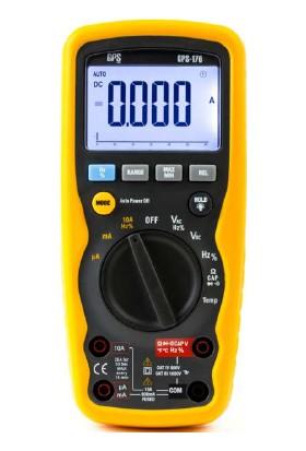 Gps El Tipi Dijital Multimetre GPS-176