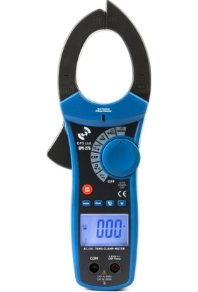 Gps El Tipi Ac/dc Clamp Metre GPS-275