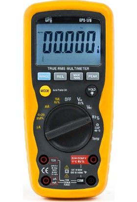 Gps El Tipi Dijital Multimetre GPS-179