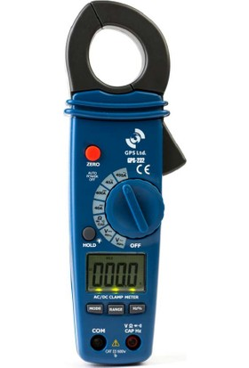 Gps El Tipi Ac/dc Mini Clamp Metre GPS-232