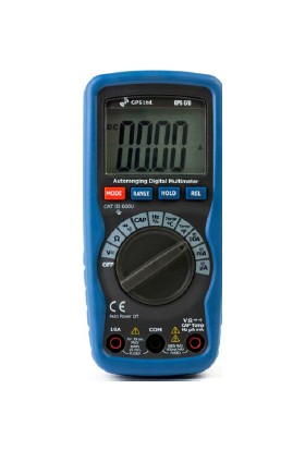 Gps El Tipi Djital Multimetre GPS-170