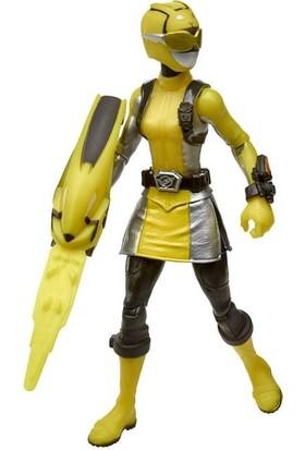 Hasbro Power Rangers Yellow Ranger And Morphin Jax Beastbot Oyuncak E7270-E8087
