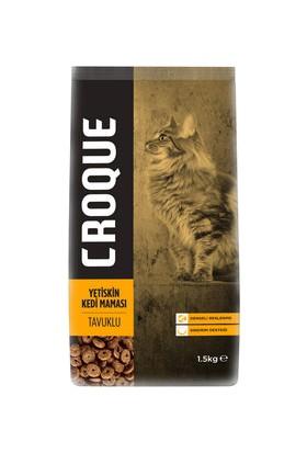 Croque Yetişkin Kedi Maması 1,5 kg