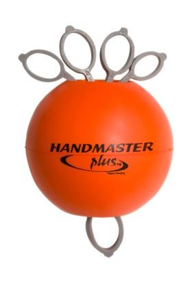 Handmaster Plus Hand Exerciser El Egzersiz Aleti Turuncu
