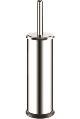 Wc Klozet Temizleme Fırçası 304 Krom Arı Metal 7458