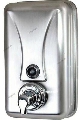 Arı Metal 7255M Köpük Sabun Makinesi Mat Krom Paslanmaz 1000 ml
