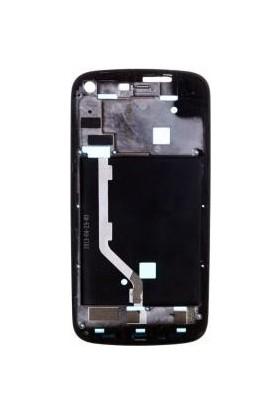 Ekranbaroni General Mobile Discovery E3 LCD dokunmatik çıtalı çerçeveli Ekran Siyah
