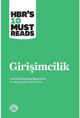 Girişimcilik - Harvard Business - Review Press