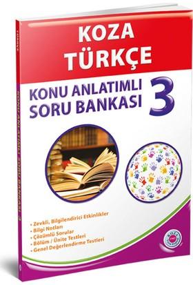 Koza Yayınları 3.Sınıf Türkçe Konu Anlatımlı Soru Bankası