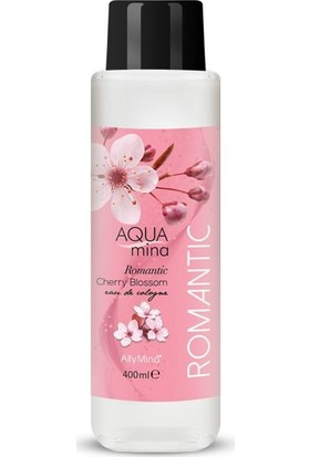 Allymina Aquamina Kiraz Çiçeği Kolonyası 400 ml