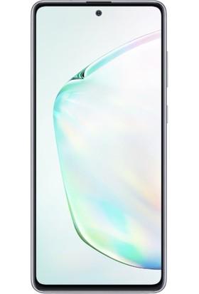 Dafoni Samsung Galaxy Note 10 Lite Nano Glass Premium Cam Ekran Koruyucu Şeffaf