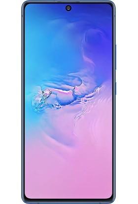 Dafoni Samsung Galaxy S10 Lite Nano Glass Premium Cam Ekran Koruyucu Şeffaf