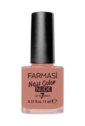 Farması Nude Naıl Colors 09 Chocolate Souffle